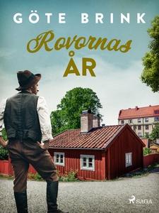 Rovornas år (e-bok) av Göte Brink