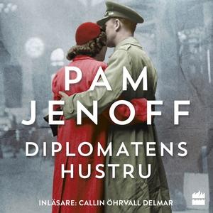 Diplomatens hustru (ljudbok) av Pam Jenoff