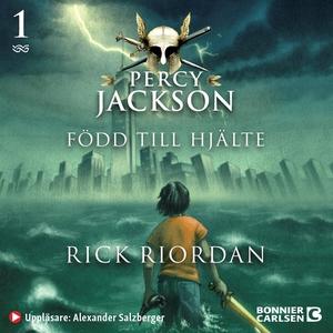Percy Jackson: Född till hjälte (ljudbok) av Ri