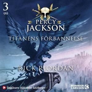 Percy Jackson: Titanens förbannelse (ljudbok) a