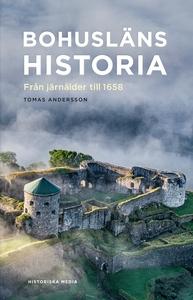 Bohusläns historia (e-bok) av Tomas Andersson