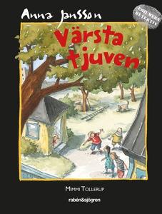 Emil Wern 19 – Värsta tjuven (e-bok) av Anna Ja