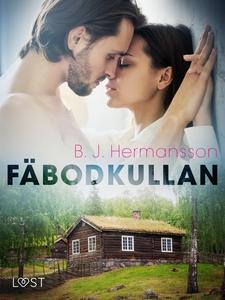 Fäbodkullan - erotisk novell (e-bok) av B. J. H