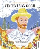 Porträtt av en konstnär – Vincent van Gogh