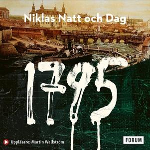 1795 (ljudbok) av Niklas Natt och Dag