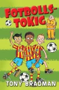 Fotbollstokig (e-bok) av Tony Bradman