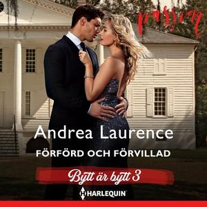 Förförd och förvillad (ljudbok) av Andrea Laure