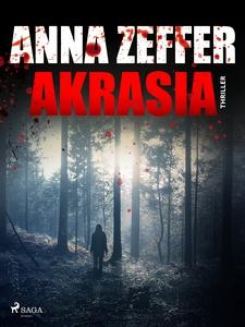 Akrasia (e-bok) av Anna Zeffer
