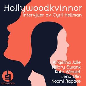 Hollywoodkvinnor (ljudbok) av Cyril Hellman
