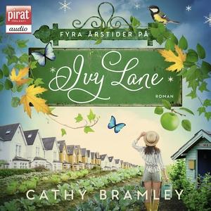 Fyra årstider på Ivy Lane (ljudbok) av Cathy Br