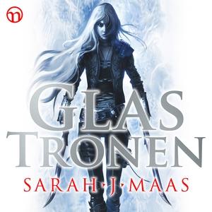 Glastronen (ljudbok) av Sarah J. Maas