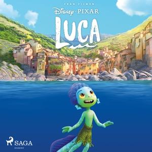 Luca (ljudbok) av Disney