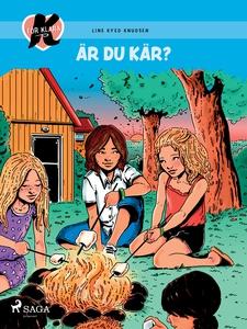 K för Klara 19 - Är du kär? (e-bok) av Line Kye