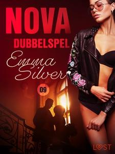 Nova 9: Dubbelspel - erotic noir (e-bok) av Emm