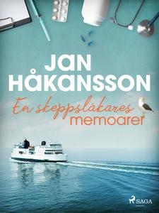 En skeppsläkares memoarer (e-bok) av Jan Håkans