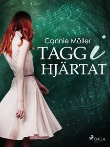 Tagg i hjärtat (e-bok) av Cannie Möller