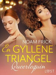 Queerlequin: En gyllene triangel (e-bok) av Noa