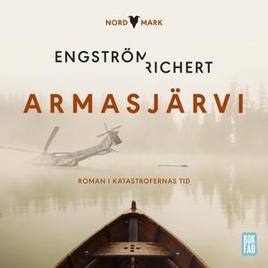 Armasjärvi (ljudbok) av Thomas Engström, Margit
