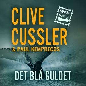 Det blå guldet (ljudbok) av Clive Cussler