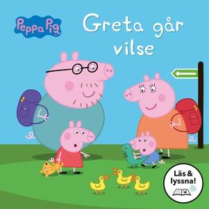 Greta går vilse: Läs & lyssna (e-bok) av Nevill
