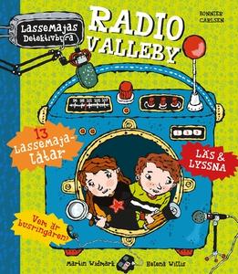 Radio Valleby (e-bok) av Martin Widmark
