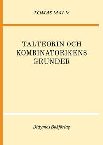 Talteorin och kombinatorikens grunder: Portfölj