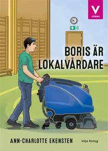 Boris är lokalvårdare (e-bok) av Ann-Charlotte