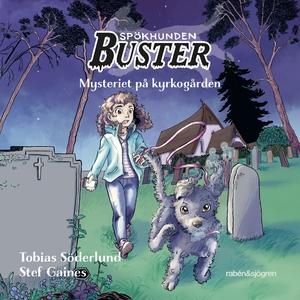 Mysteriet på kyrkogården (ljudbok) av Tobias Sö