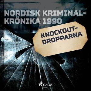 Knockoutdropparna (ljudbok) av Diverse