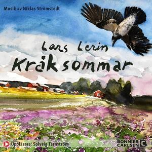 Kråksommar (ljudbok) av Lars Lerin