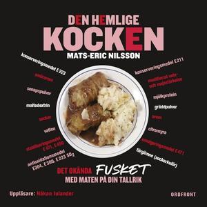 Den hemlige kocken (ljudbok) av Mats-Eric Nilss