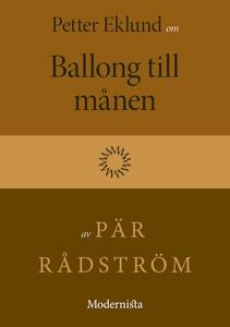 Om Ballong till månen av Pär Rådström (e-bok) a