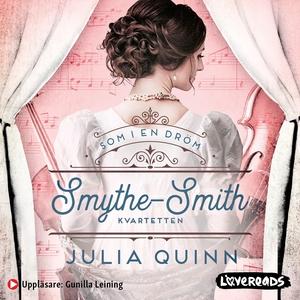 Som i en dröm (ljudbok) av Julia Quinn