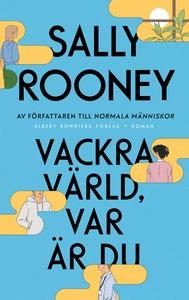 Vackra värld, var är du (e-bok) av Sally Rooney