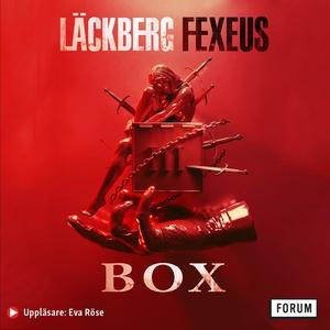 Box (ljudbok) av Camilla Läckberg, Henrik Fexeu