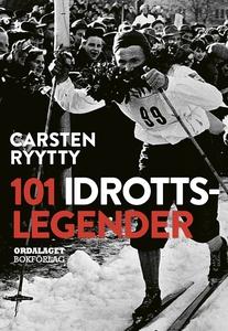 101 idrottslegender (e-bok) av Carsten Ryytty