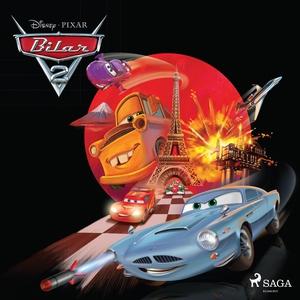 Bilar 2 (ljudbok) av Disney
