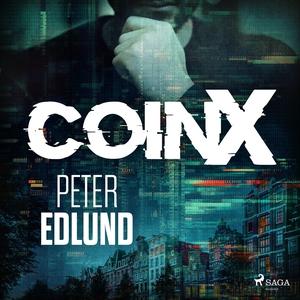 CoinX (ljudbok) av Peter Edlund