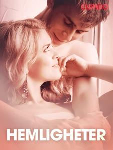 Hemligheter - erotiska noveller (e-bok) av Cupi