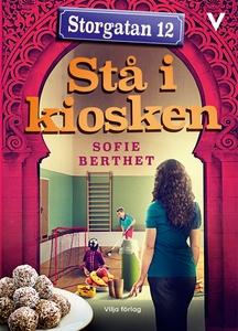 Storgatan 12 - Stå i kiosken (e-bok) av Sofie B