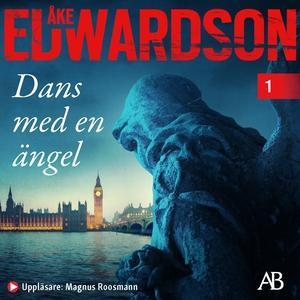 Dans med en ängel (ljudbok) av Åke Edwardson