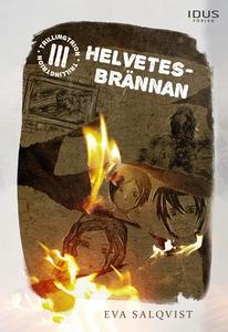 Helvetesbrännan (ljudbok) av Eva Salqvist