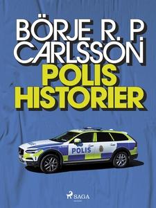 Polishistorier (e-bok) av Börje R P Carlsson