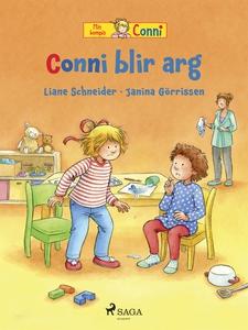 Conni blir arg (e-bok) av Liane Schneider