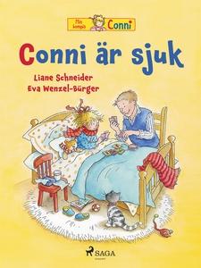 Conni är sjuk (e-bok) av Liane Schneider