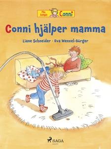 Conni hjälper mamma (e-bok) av Liane Schneider