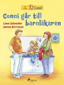 Conni går till barnläkaren (e-bok) av Liane Sch
