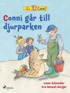 Conni går till djurparken (e-bok) av Liane Schn
