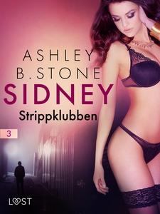 Sidney 3: Strippklubben – erotisk thriller (e-b