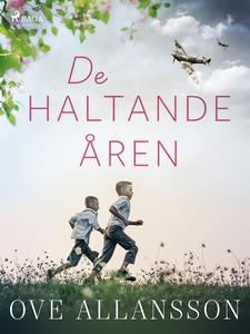 De haltande åren (e-bok) av Ove Allansson